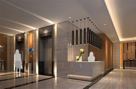 hotel foyer layout modern hotel elevator lobby google search hospitality