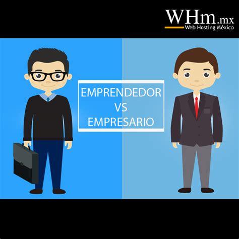 empresario  emprendedor web hosting mexico