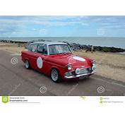 Classic Ford Anglia Editorial Photo Image Of East