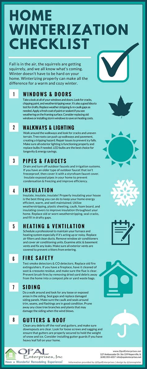 winterizing your home tips to prepare your home for