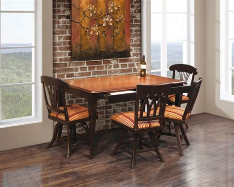 Solid Wood Dining Table Canada Condo Size Storage Tables Solid Wood Dining Furniture Furniture Mattress Store Langley Bc