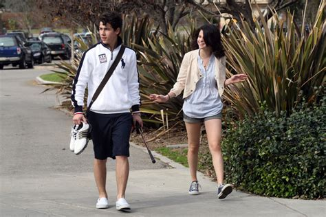 nick jonas house selena gomez nick jonas photos nick jonas leaves his house 23 of 30 zimbio