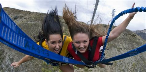 biggest swing in the world new zealand nevis swing world s biggest swing queenstown
