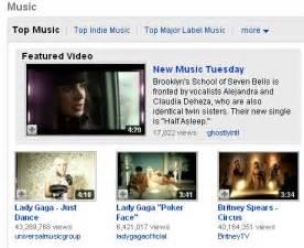 Youtube music siliconangle