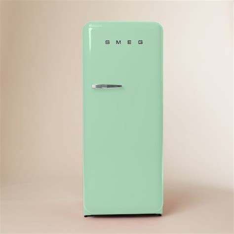 modern refrigerator smeg refrigerator pastel green modern refrigerators