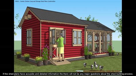 Small Cute House Plans Shed Plans 12x24 Youtube