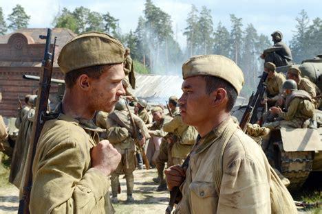film perang rusian propaganda drama dan aksi mengenang perang dunia ii