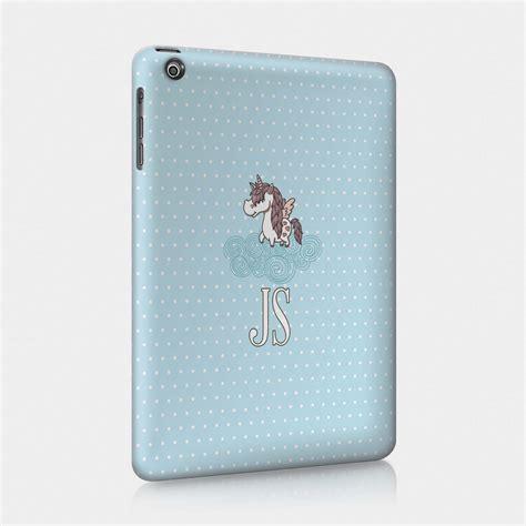 Hardcase Custom 3d For Mini personalised unicorn rainbow custom initials