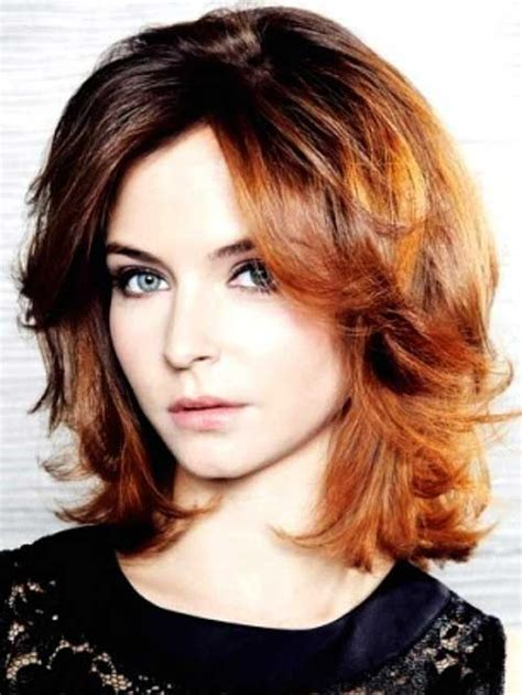 rounded layer haircuts 20 layered hairstyles for round faces hairstyles