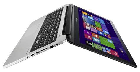 Asus Laptop Flip Screen asus transformer book flip tp500l signature edition laptop windows laptop tablet specs