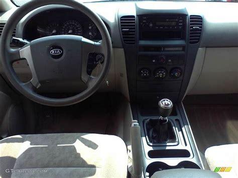 2006 kia sorento lx 5 speed manual transmission photo