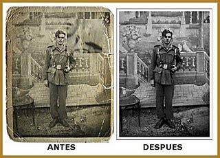 restaurar imagenes jpg dañadas restaurar fotograf 237 as viejas todo gimp cursos
