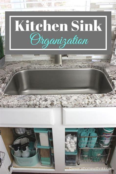 organizing bathroom drawers best 25 organize under sink ideas on pinterest under