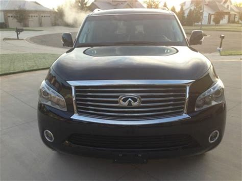 infiniti qx56 2011 for sale used 2011 infiniti qx56 for sale by owner in sawyer nd 58781