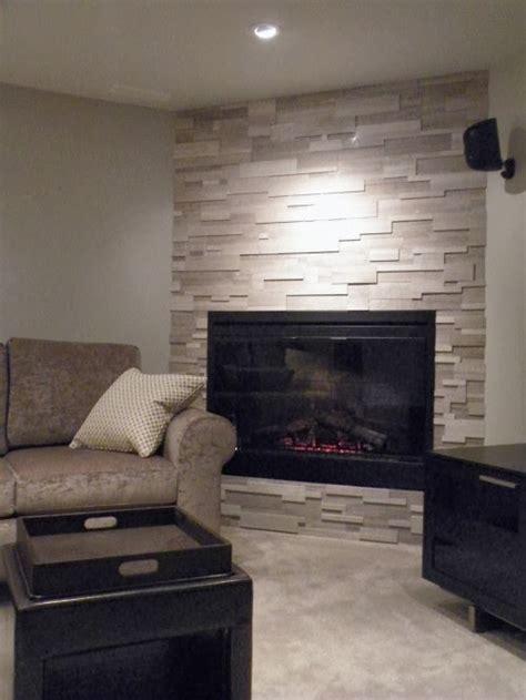 room candy corner fireplace makeover
