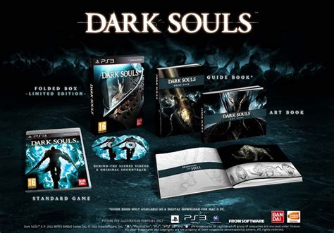 Souls 1 2 Limited Edtion Artbook versions souls wiki