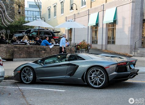 lamborghini aventador lp700 4 roadster 23 november 2016 autogespot