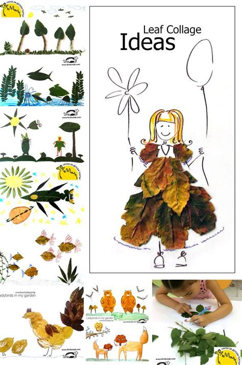 leaf collage coloring page 1000 images about craft autumn on pinterest pumpkins
