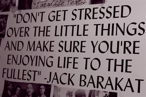 don t get stressed the thing by barakat like success