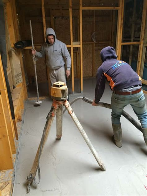 Floor Screed   Concrete   Sand   Cement   Screed   Fife