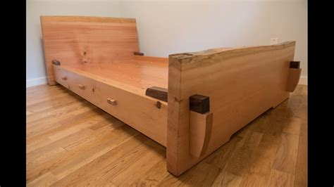 woodworking building  bed   boy youtube