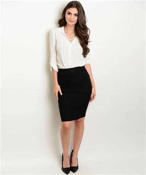 black pencil skirt work black pencil skirts and