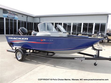 for sale new 2018 tracker boats v175 wt in warsaw - Tracker Boats Missouri