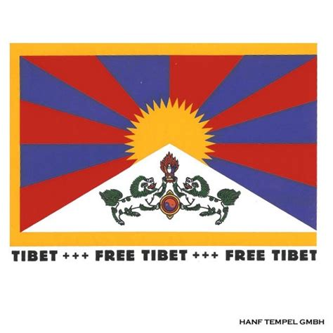Flaggen Aufkleber Shop by Aufkleber Free Tibet Flagge Auf Tempel Store Ch Online