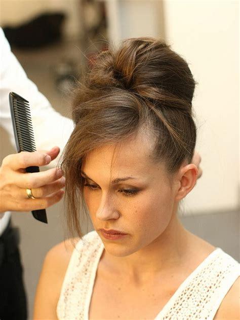 Neue Haarfrisuren Für Frauen by Hochsteckfrisuren Zum Selber Machen F 252 R Lange Haare