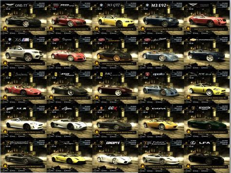 mod game need for speed most wanted nfs most wanted mods collection need for speed most