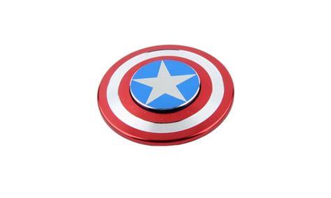Promo Spinner Segitiga Capten Amerika 1 captain america spinner best fidget toys