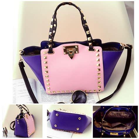 Tas Wanita Pink Salem Distributor Grosir Import Terpercaya b1520 pink tas fashion grosir grosirimpor