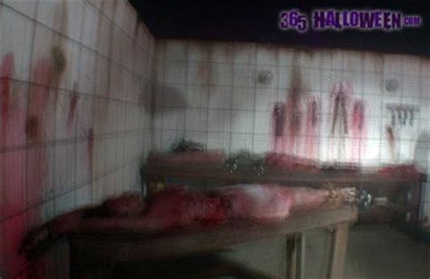 bloody room scream zone haunted house review san diego ca 365