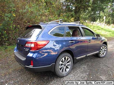 subaru outback touring blue 2017 outback specs options colors prices photos and more