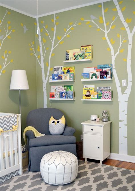 33 Gender Neutral Nursery Design Ideas You Ll Love Nursery Room Decorations
