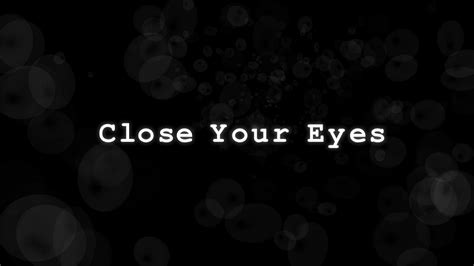 close your eyes close your eyes indiecade international festival of independent games
