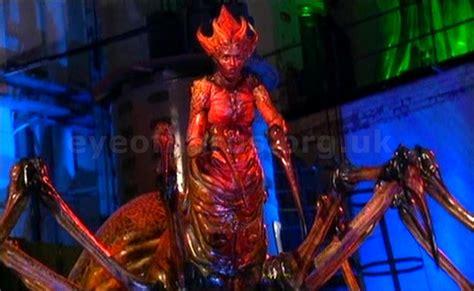 Zhaafirah Series eye of horus doctor who series three special 2006
