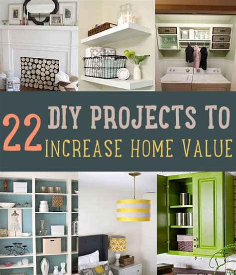 boost your home s value 9 easy diy projects decorating your small space craft projects that raise home value easy diy crafts projects and home values