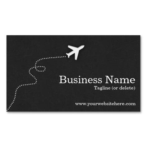 make your own business cards template modern and simple travel business cards make your own
