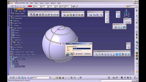 user pattern definition catia catia knowledge dvd 104강 knowledge pattern에