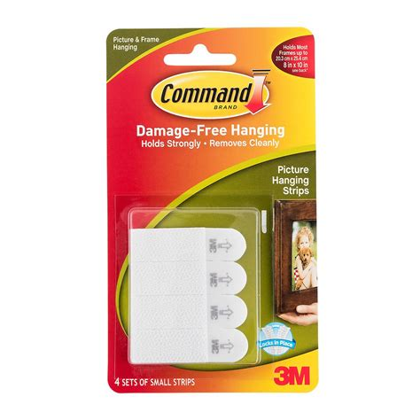 command strips 3m command adhesive picture hanging strips the container