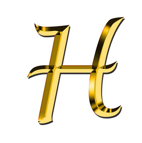 Buchstabe H by Letters Abc H 183 Free Image On Pixabay