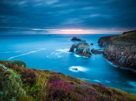 cape  lands  cornwallengland rivers nature