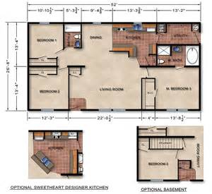 Modular Floor Plans With Prices Michigan Modular Homes 112 Prices Floor Plans