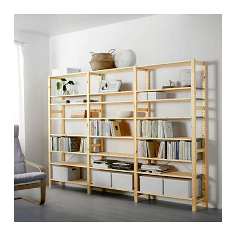ikea scaffali ivar ivar 3 section shelving unit ikea