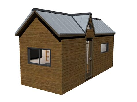 humble homes unveils new tiny house model with floor