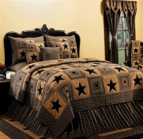 Quilted Comforter Sets by Country Home Decor Country Quilted Bedding Collections