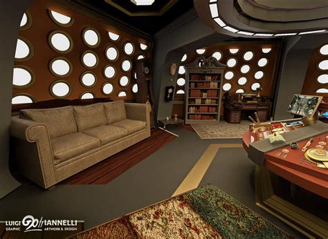 tardis console custom tardis console room 3 side by
