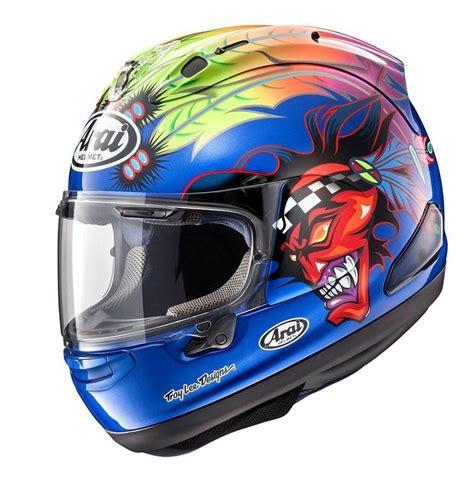 Arai Rx7x Spencer arai corsair x nicky 6 helmet cycle gear