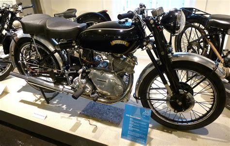 Motorrad In England Anmelden by Vincent Comet Aus England Baujahr 1950 1 Zyl 4 Taktmotor